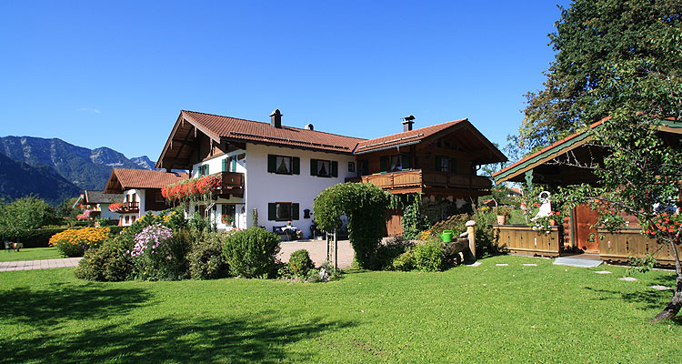 Pension Plenk in Inzell im Chiemgau